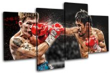 Boxing Pacquiao Hatton Sports - 13-1930(00B)-MP04-LO